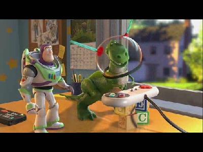Toy Story 2   Pribeh hracek Toy Story 2 1999 CZ Dabing Animovany avi