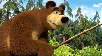 Masa a medved CZ Dabing Animovany   Komedie  Rusko  2010   http   ulozto cz  partner 154291 avi