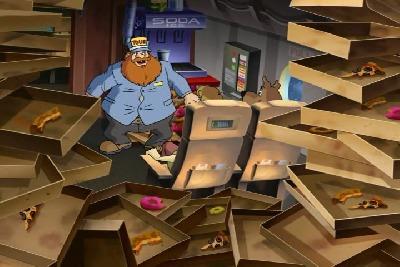 Scooby Doo Klidek Scooby Doo CZ  avi