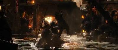 Hobit Bitva peti armad 2014 CZ Dabing DVDrip avi
