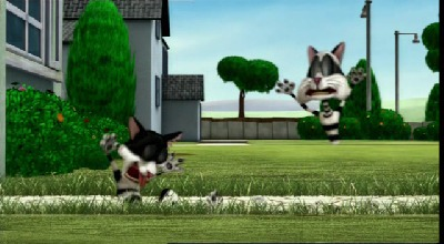 Mazane Kocky Ledove Skotaceni  animovane krelene pohadky pro deti  by Karlos avi