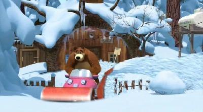 31 Masa a Medved   Kdyz jsou vsichni doma avi